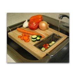 Chef Buddy&8482 Sink Cutting Board