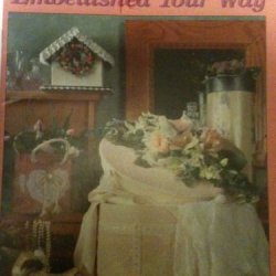 Paper Mache Embellished Your Way / Leaflet 1683