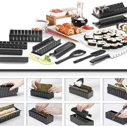 Agptek® Diy Sushi Making Kit Roll Sushi Maker