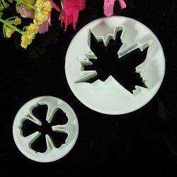 Flower Butterfly Cake Cutter Cookies Sugarcraft Fondant Mold