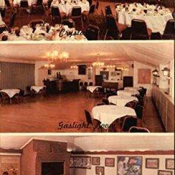 Snuffy'S Steak House Scotch Plains New Jersey Original Vintage Postcard