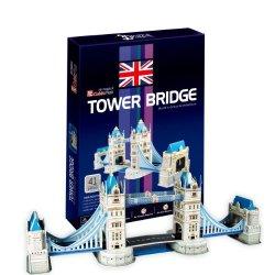 Ezhishop London Tower Bridge Diy 3D Puzzle Model Toy-41 Pieces