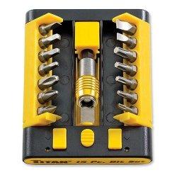 Buck Hex Tool Set (15-Piece)