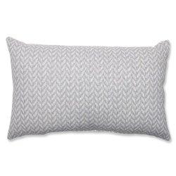 Pillow Perfect Grammy Powder Rectangular Throw Pillow, Blue