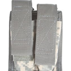 Spec-Ops Brand M-9 Double Magazine Pouch (Acu)