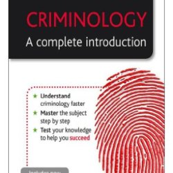 Criminology: The Essentials (Teach Yourself: Reference)