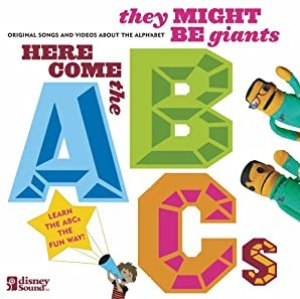 "Cover of ""Here Come the ABCs [CD/DVD Comb..."