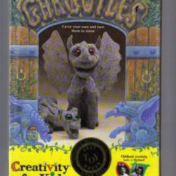 Creativity For Kids - Gargoyles - Craft Kit - New In Box