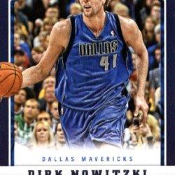 2012 /13 Panini Basketball Card # 52 Dirk Nowitzki Dallas Mavericks