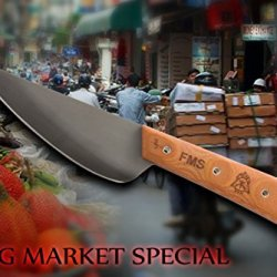 Tops Knives Frog Market Special Chef Knife Fms-5