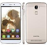 """3GB+16GB 5.5"""" OUKITEL U10 4G LTE Cellulare Octa Core Android 5.1 Smartphone Oro"""