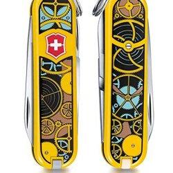 Victorinox Classic Sd 2015 Design Collection Swiss Clockwork Knife