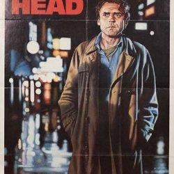 Knife In The Head 1978 Original Usa One Sheet Movie Poster Reinhard Hauff Bruno Ganz