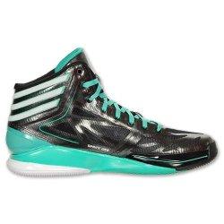 Adidas Crazy Light 2 (Black/White/Hyper Green) (11)