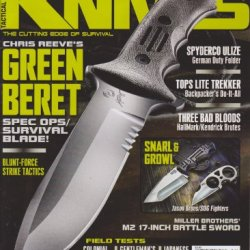 Tactical Knives Magazine January 2014