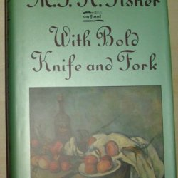 With Bold Knife And Fork (On Food)