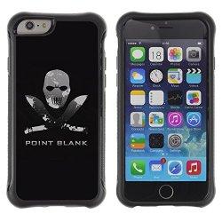 Tiktaktok Armor Defend Case Cover For Apple Iphone 6 4.7 Inch - Point Blank Machete Face