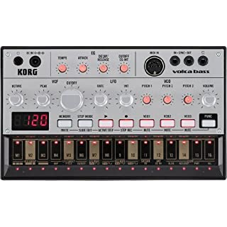 KORG Analogue Bass Machine volca bass