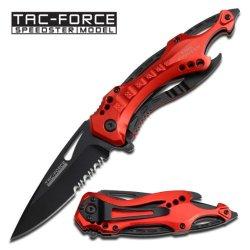 Thunderbolt Firefighter Folding Knife