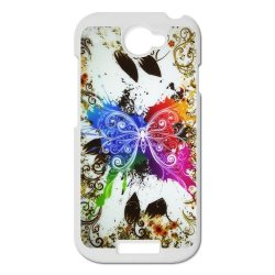 Generic Mobile Phone Cases Cover For Htc One X Case Fashionable Art Designed With Beautiful Butterfly Personalized Shell Cell Phone Protect Skin