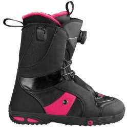 Salomon Ivy Boa Str8Jkt Snowboard Boots - Women'S Size (9.5) Us - Mondo Size (26.5) - 2013