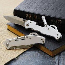 Pocket Knife W/ Led Light