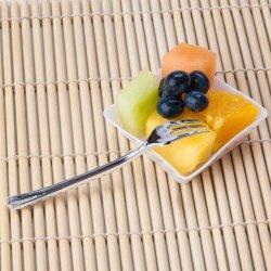 Chefland Elegant Petite Mini Tasting Appetizer Forks (Pack Of 100)