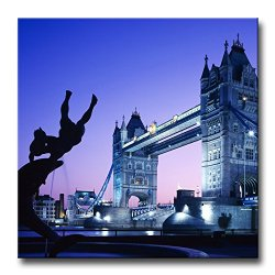 Wall Art Painting London Tower Bridge Uk Pictures Prints On Canvas City The Picture Decor Oil For Home Modern Decoration Print