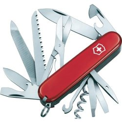 Victorinox Ranger Swiss Army Knife Red Blister