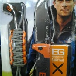 Gerber Bear Grylls Scout And Survival Lanyard Combo