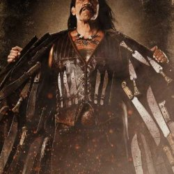 Machete Poster Movie (27 X 40 Inches - 69Cm X 102Cm) (2010) (Style C)