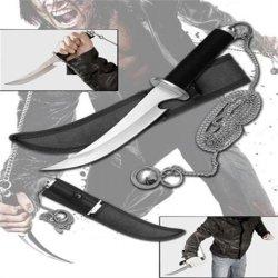 Ninja Assassin Kyoketshu-Shogei Knife