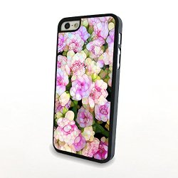 Generic Phone Accessories Matte Hard Plastic Phone Cases Flower Jasmine Fit For Iphone 5/5S