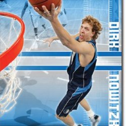 Trends Dallas Mavericks Dirk Nowitzki Poster