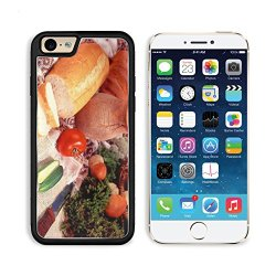 Cucumber Bread Tomato Baked Goods Herbs Knife Apple Iphone 6 Tpu Snap Cover Premium Aluminium Design Back Plate Case Customized Made To Order Support Ready Liil Iphone_6 Professional Case Touch Accessories Graphic Covers Designed Model Sleeve Hd Template