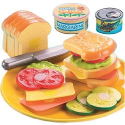 Small World Toys Living - Country Club Sandwich Set