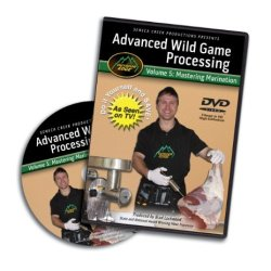 Outdoor Edge Mm-101 Dvd-Mastering Marination, Learn How To Marinade Wild Game Meat