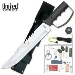United Cutlery Bush Master Survival Knife