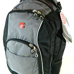 Wenger Swiss Gear Sion Laptop Backpack Gray/Black