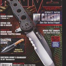 Tactical Knives Magazine January 2013