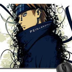 The Pein Mouse Pad, Mousepad