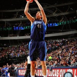 Photofile Pfsaaok20901 Dirk Nowitzki 2011-12 Action Poster By Unknown -8.00 X 10.00