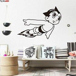 Top-Me Astro Boy ! Sticker Decal Astroboy Mighty Atom Tetsuwan Tm8229