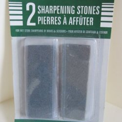 Home-Aide Sharpening Stones - Set Of 2