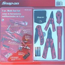 Snap-On 5-Pc Multi Tool Set