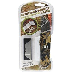 Olympia Tools 33-130 Camo Turbo X Knife
