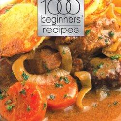 Classic 1000 Beginners' Recipes