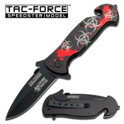 Ao Zombie Hunter Rescue Knife Tf799Rs