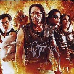 Danny Trejo Signed *Machete Kills* 8X10 Photo Machete Proof W/Coa #15