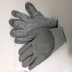 Cut Resistant Glove Is Made Of Ultra-High Molecular Pe For Well Preventing From Knife Injury Of Food Preparation, Cutting Metal, Lab & Professional Performance. Water Proof, Good Flexibility & Durable, Be Comfortable To Wear